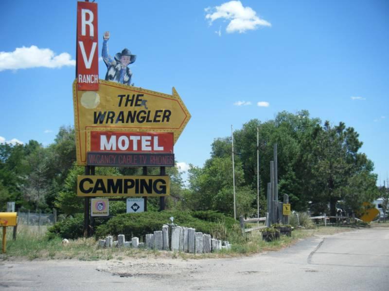 Ranch Motel Colorado Springs Co